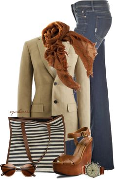 """""""Classy Casual"""" by cynthia335 on Polyvore"""