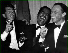 .. The rat pack ..