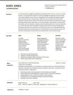 fashion retail sales resume