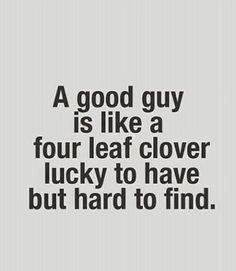 A good guy