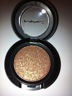 "MAC ""Sparkle Neely Sparkle"" eyeshadow. NEED THIS."