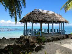 Paradise - Savaii, Samoa