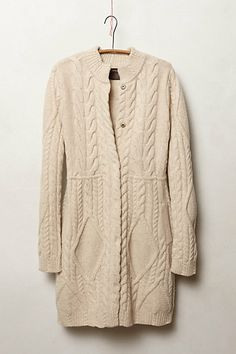 Anthropologie Cable Sweater $168