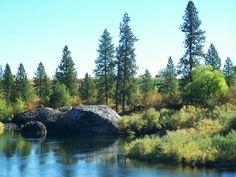 Spokane River - WA