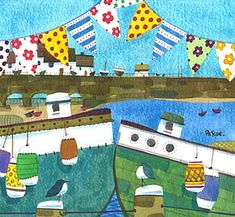 Harbour Day by Natalie Pascoe