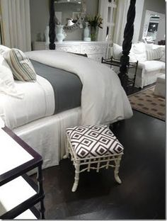 Home Gray Bedroom Design Ideas, Pictures, Remodel, and Decor