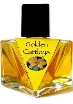 Golden Cattleya by Olympic Orchids Artisan Perfumes is a sweet, honeyed Floriental fragrance that features African orange flower, narcissus, orange, honey, amber, labdanum, vanilla, musk, sandalwood and cream soda! - Fragrantica