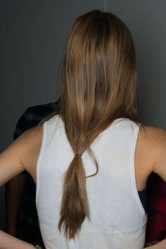 low loose ponytail : Minimal & Classic | Nordhaven Studio