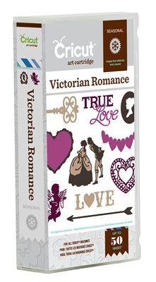 Victorian Romance Cricut Cartridge