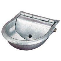 Galvanized Livestock Float Bowl