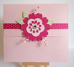 CD Gift box, Spring Blossom Musings