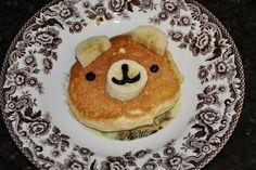 #Baylor Bear Pancakes! #SicEm