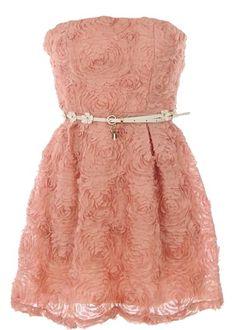 Swirled Cupcake Dress | Bridesmaid Wedding Dresses | Rickety Rack