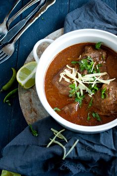 Nihari (Indian Beef Stew): Try this Nihari recipe for  the upcoming fall season. This is a healthy and warm stew for you to serve on your dinner table.
