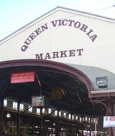 The Queen Vic, Melbourne, Australia  Still need to go!