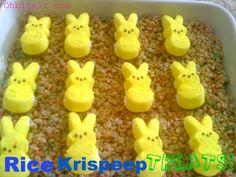 Rice Krispeep Treats!  :)