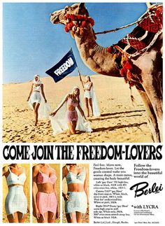 Berlei advertisement.  by totallymystified