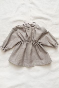 baby blouse / makie