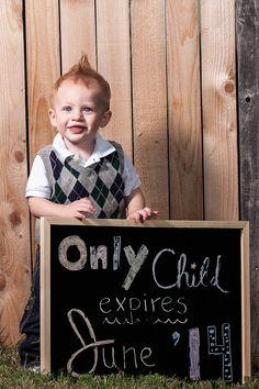 Pregnancy Announcement Idea's for Baby #2!