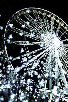 Hyde Park Winter Wonderland in London