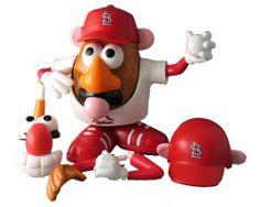 MLB St. Louis Cardinals Mr. Potato