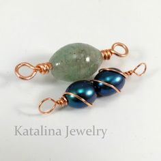Katalina Jewelry: wire working Tutorials