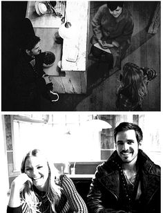 Hook and emma <3