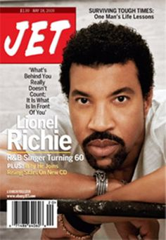 Lionel Richie... I have this! Lol