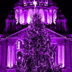 favorit color, color purpl, thing purpl, purple christmas, purpl christma, perfect purpl, purpl xmas, purpl passion
