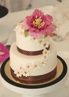 Curso de pasteles decorados...your birthday should be a holiday too...
