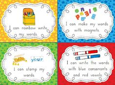 Chalk Talk: A Kindergarten Blog: Fabulous Firsties Mega Word Work Freebie