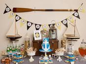 A Nautical Inspired Party