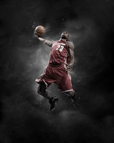 LeBron on the Behance Network