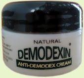 Demodicosis - Cream DEMODEXIN