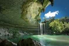 austintx, weekend getaways, swimming holes, austin texas, natural pools, cave, hamilton pool, place, austin tx