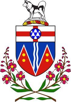 coat of arms Yukon