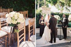 A classic, elegant wedding at The Peninsula Beverly Hills