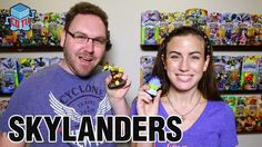 Can we beat the Team Survival level in #Skylanders Swap Force?
