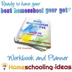 New blog series helping you to design and plan your best homeschool year yet. #homeschool  www.homeschooling-ideas.com