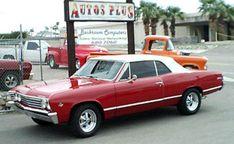 67 Chevy Chevelle