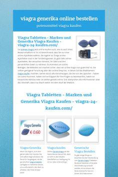 Viagra generika online kaufen
