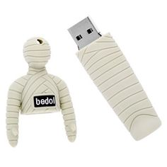 Mummy 4GB USB Drive now featured on Fab.