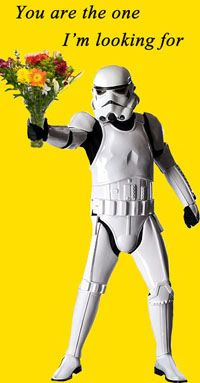 Star Wars Valentine and so many other cool others!