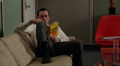 """Portnoy's Complaint, by Philip Roth, in Mad Men Season 7 Episode 4, """"The Monolith"""" http://www.nypl.org/blog/2012/02/27/mad-men-reading-list"""
