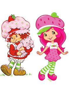strawberry shortcake | strawberry shortcake