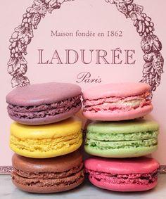 Ladurée... THE Best!
