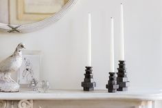 hardware candlesticks