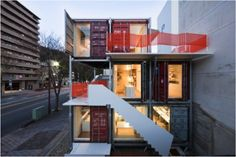 Is it a cargo container – or your new home?