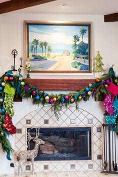 15 Gorgeous ChristmasMantels - Christmas Decorating -