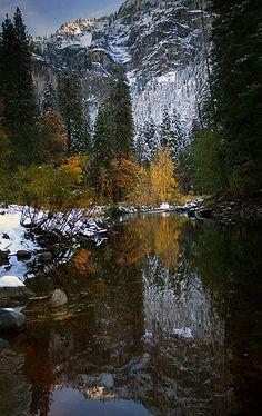 Yosemite National Park, California; photo by .Jason Branz
